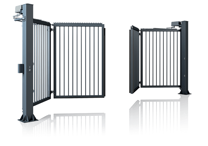 Brama składana przemysłowa V-King