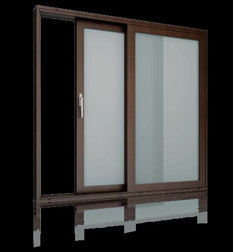 Drzwi tarasowe aluminiowe Wiśniowski